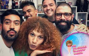 Candy Mel e Ariel dão uma lição incrível sobre gênero no podcast dessa semana!