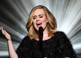 Adele vai se apresentar no Grammy 2017 \o/