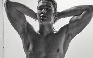 Austin Mahone está bem maravilhoso em ensaio à L'uomo Vogue