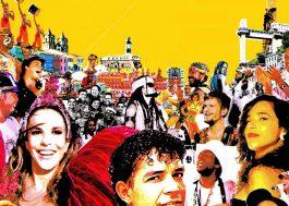 Um documentário maravilhooso sobre o axé estreia hoje no cinema! Vem, Carnaval!