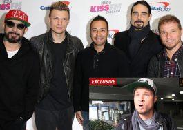 Backstreet Boys não vão cantar na posse de Trump, mas o Brian disse que toparia…