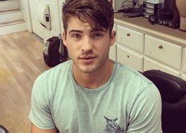 """Após vídeo íntimo vazado, Cody Christian, de """"Teen Wolf"""", estaria com vergonha de sair casa"""