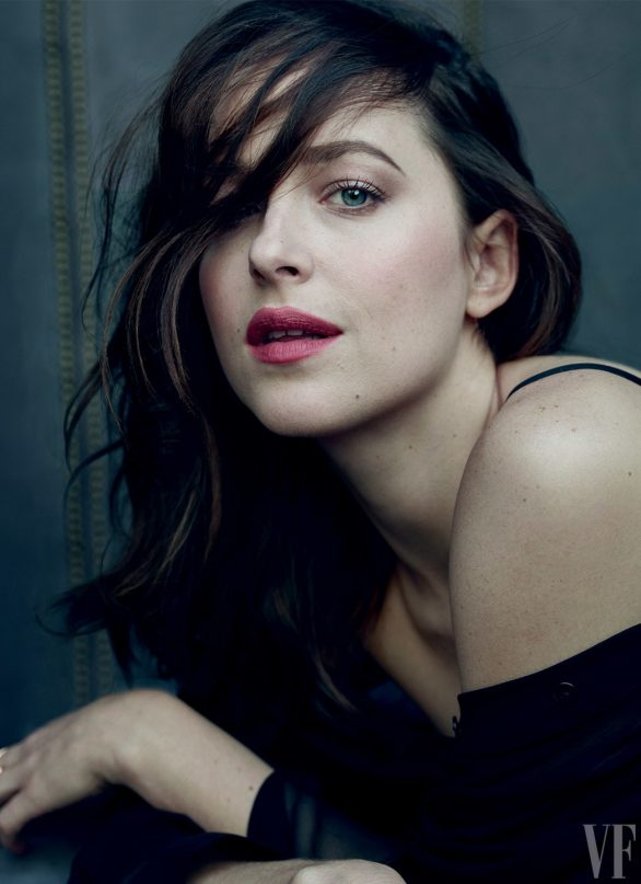 dakota johnson vanity fair
