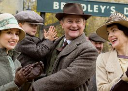 "Criador de ""Downton Abbey"" está correndo atrás de financiamento pro filme da série!"