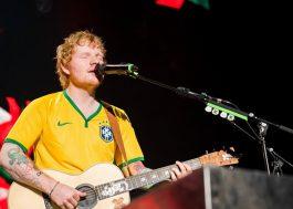 Vem ver os preços dos shows do Ed Sheeran no Brasil!