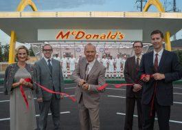 """Vocês já viram o trailer de """"Fome de Poder"""", filme que conta a história do McDonald's?"""