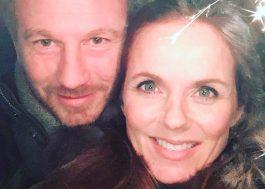 Geri Halliwell, do Spice Girls, dá à luz o segundo filho