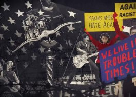 """Green Day faz críticas políticas e sociais no ótimo lyric video de """"Troubled Times"""""""