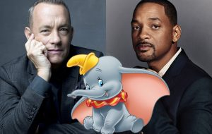 "Disney quer Tom Hanks e Will Smith no live-action de ""Dumbo"""