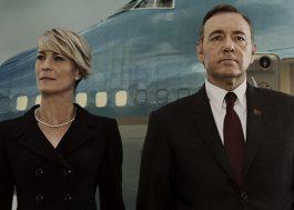 """""""House of Cards"""": 5ª temporada foi adiada e ainda não tem estreia definida"""
