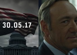 """""""House of Cards"""" retorna em maio; veja uma prévia da nova temporada"""