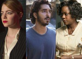 Viola Davis, Emma Stone, Dev Patel e mais reagem às indicações ao Oscar 2017