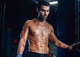 O Joe Jonas tá passando um calor nesse treino de boxe…