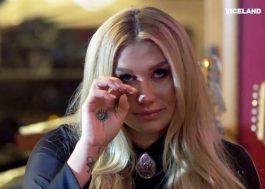 VÍDEO: Kesha se emociona ao falar sobre carreira e batalha contra Dr. Luke