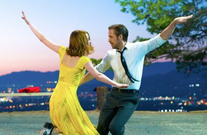 """La La Land"" lidera indicações"