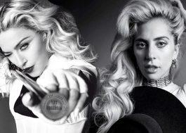 """""""Eu supostamente brigo com Lady Gaga desde que ela nasceu"""", diz Madonna em debate"""