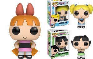 As Meninas Superpoderosas viraram bonequinhas Funko Pop!