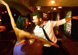"""Nina Dobrev celebra aniversário em festa temática de """"La La Land"""""""