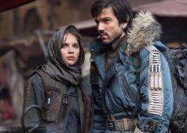 """""""Rogue One"""" está para a bater a marca de 1 bilhão de dólares em bilheteria no mundo"""