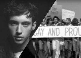 "Troye Sivan celebra a história LGBT no clipe de ""Heaven"""