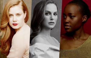 Amy Adams, Natalie Portman, Lupita Nyong'o e mais atrizes em ensaio luxuoso para a Vanity Fair