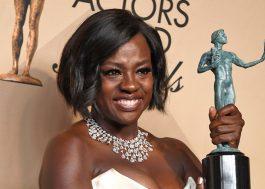 Viola Davis faz história no SAG Awards 2017; veja os vencedores da noite