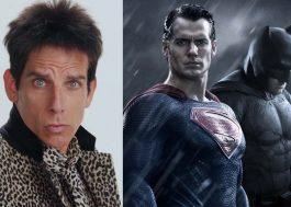Zoolander 2 e Batman vs. Superman lideram indicações ao Framboesa de Ouro; veja lista completa