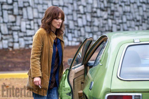Stranger Things (2017) Season 2, Episode TK Winona Ryder as Joyce Byers