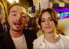 """Camila Cabello e J Balvin apresentam o novo trailer de """"Velozes e Furiosos 8"""""""