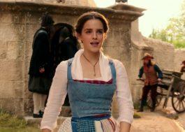 """Bonjour! Bonjour! Emma Watson está cantando """"Bela"""" em novo vídeo de """"A Bela e a Fera"""""""
