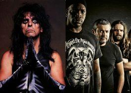 Alice Cooper, Sepultura e Arthur Brown são anunciados no Rock in Rio 2017