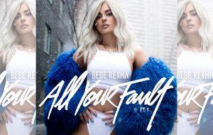 Bebe Rexha mostra capa e tracklist do disco de estreia