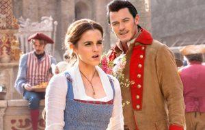 """Emma Watson e Luke Evans em novas fotos de """"A Bela e a Fera"""""""