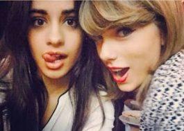 Camila Cabello quer ajuda de Taylor Swift para álbum solo