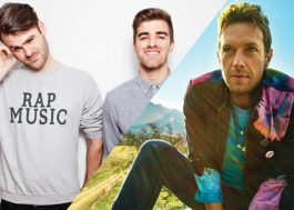 Spotify deixa escapar que vai rolar uma parceria entre The Chainsmokers e Coldplay