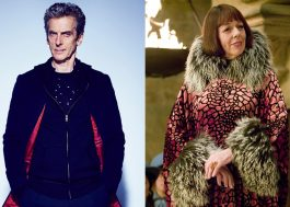 "Peter Capaldi quer que a Madame Maxime de ""Harry Potter"" o substitua em ""Doctor Who"""