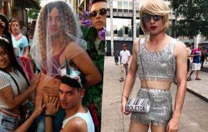 Beyoncé grávida, boleto da Taylor Swift e mais: as fantasias pop do Carnaval 2017!
