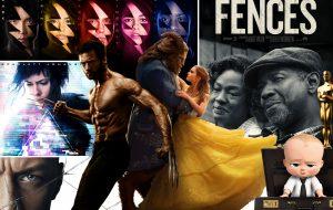 """""""A Bela e a Fera"""", """"Power Rangers"""" e mais de 20 filmes que chegam em março!"""