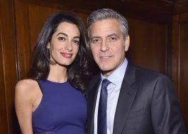 """George Clooney fala sobre ser pai pela primeira vez: """"Será uma aventura"""""""