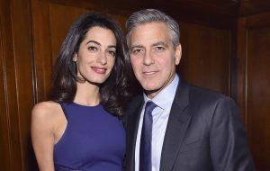 George Clooney vai processar revista que publicou fotos dos gêmeos