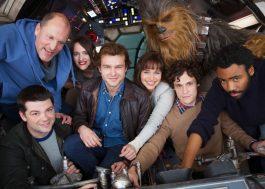 Primeira foto do elenco do filme do Han Solo é divulgada!