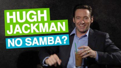 Hugh Jackman fala com o PP