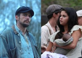 "Diretor de ""In Dubious Battle"", James Franco elogia Selena Gomez: ""minha arma secreta"""