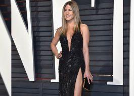 Mãe de Paris Hilton diz que Jennifer Aniston está grávida de uma menina. Oi?