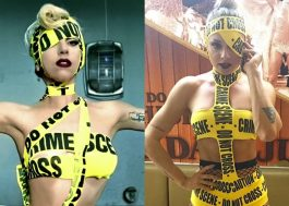 Juju Salimeni se inspira em Lady Gaga para look de carnaval