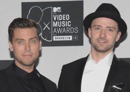 """Lance Bass conta planos do N'Sync pra 2017 e rebate Timberlake: """"nos importávamos com a música"""""""
