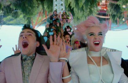 Clipe novo da Katy Perry