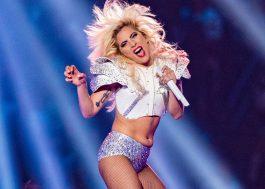 Apresentação de Lady Gaga no Super Bowl recebe seis indicações no Emmy