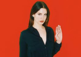 Lana Del Rey diz que novo CD terá viés mais político