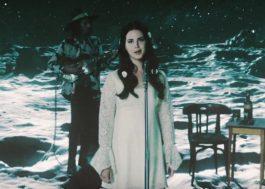 "Nossa Lana Del Rey tá viva e cantando na Lua no clipe ""Love"""